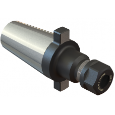 ER16 Collet Chuck with Kwik-Switch 200 Shank - 1.12 Projection
