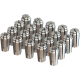 3/8 Capacity Acura-Flex Collet Set - 20pc