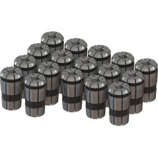 TG75 Collet Set - 17pc