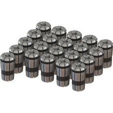 TG100 Collet Set - 21pc
