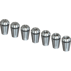 ER11 Collet Set (Inch) - 7pc