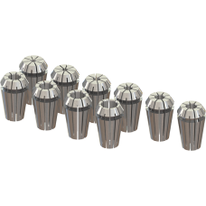 ER16 Collet Set (Inch) - 10pc