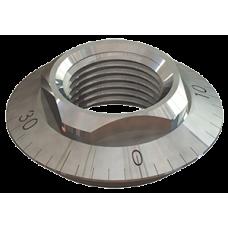 Size 3 Microbore Dial (Angular Mount)