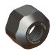 1/2 Capacity (Y) Double Taper Collet Nut